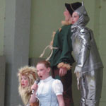 Sinclair Academy Performing Group Wizard of OZ