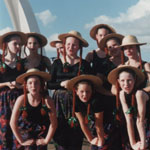 'Anne of Green Gables' Sinclair Academy Performing Group on tour Hawaiian Islands